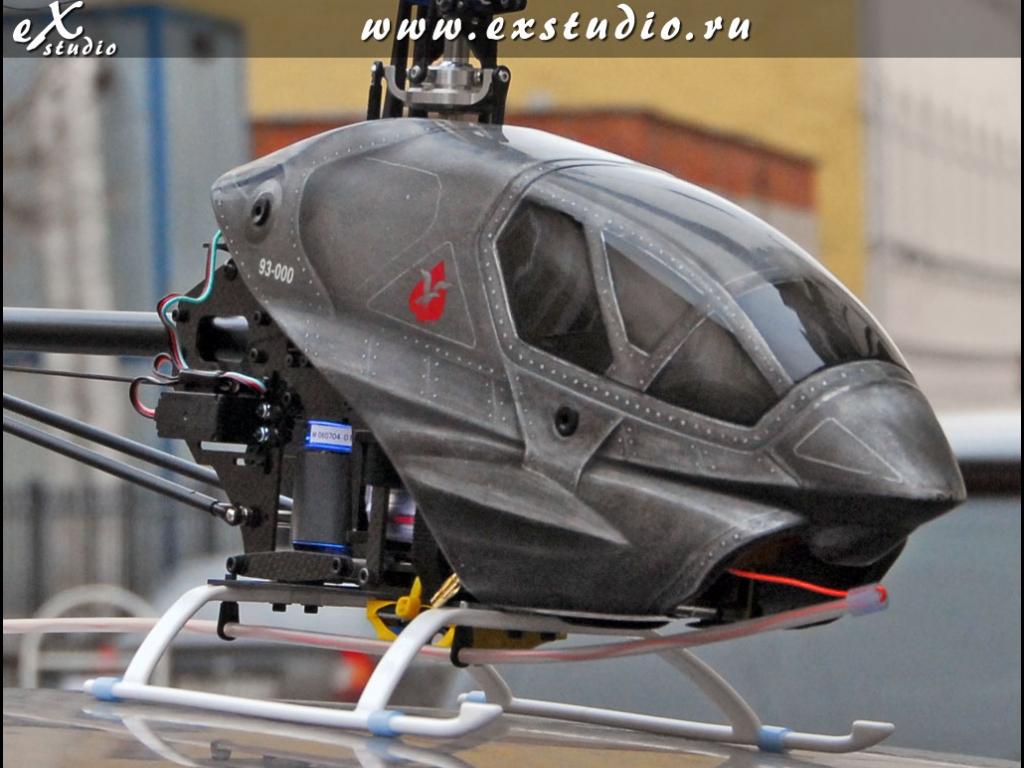 АЭРОГРАФИЯ на вертолете