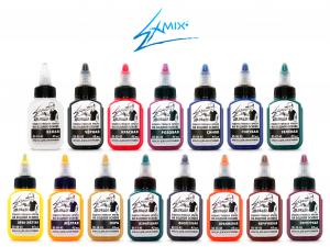 набор красок exmix